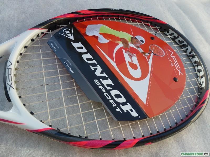 Dunlop Rage C98 pro začátečníky a mírněpokročilé hráče